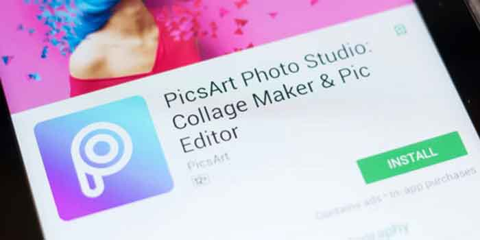 PicsArt Photo Editor: Pembuat Kolase & Editor Foto