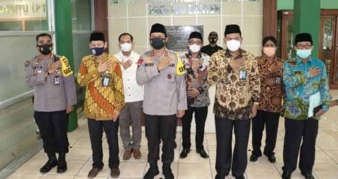 Rukun Ulama Umarok Nyata Kapolda Banten Akan Silaturahmi Dengan 3.000-an Ulama Desa