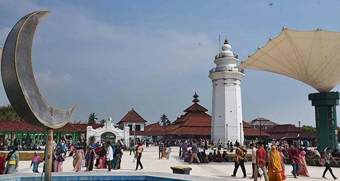 Sejarah Kota Serang Banten