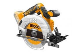 Review Mesin Circular Saw INGCO CSLI 1651 20 Volt