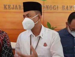 Dana Bantuan Ponpes Rp 117 M Dikorupsi, Kejati Banten Tetapkan Satu Tersangka