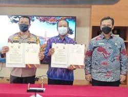 Ombudsman dan Kapolda Banten Komitmen Tingkatkan Pelayanan Publik