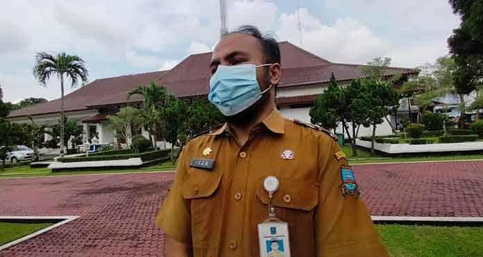Kepala Bidang Pengembangan Karir atau Bangrir BKPSDM Kabupaten Serang Surtaman