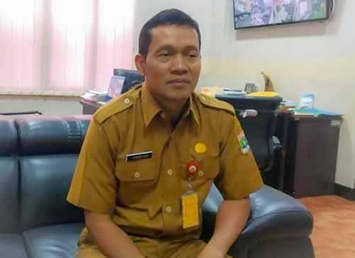 Komarudin, Kepala BKD Banten
