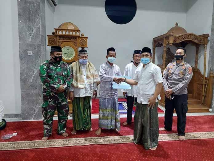 Muspika Kecamatan Curug Gencarkan Tarjung di Pekan Awal Ramadhan, ini Pesan Camat