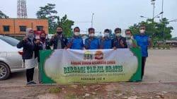 Selama Ramadhan, Karang Taruna Kecamatan Curug Bagikan Gratis Dua Ribu Paket Takjil Gratis