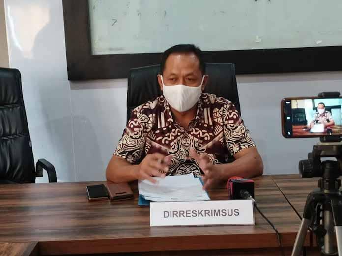 Polda Banten Buru Pelaku Penambangan Emas Ilegal di Gunung Liman