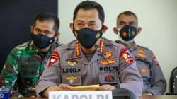 Kerahkan Kekuatan Terbaik, Kapolri Dirikan Dua Posko Evakuasi KRI Nanggala 402