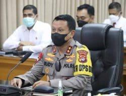 Launching Website SP2HP Online, Kapolda Banten: Untuk Memudahkan Layanan Masyarakat