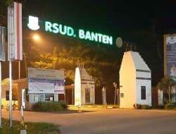 Pembangunan Gedung RSUD Banten menjadi 8 lantai Terancam Gagal