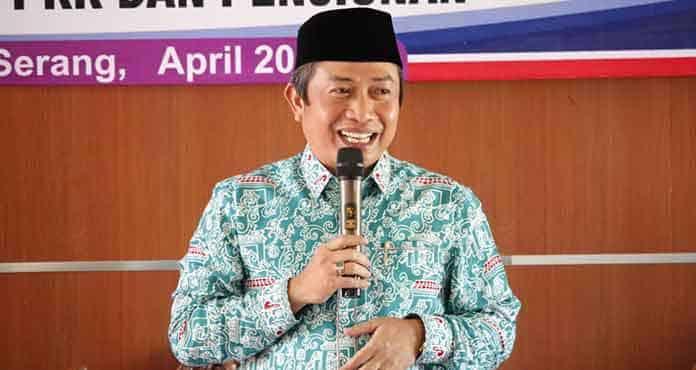 Subadri Menghimbau Pemerintah Kota Serang Tidak Melaksanakan Tarjung
