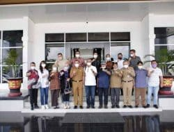 Komisi IV DPRD Sumsel Kunjungi Pemkab OKU, Bahas Pembangunan dan Infrastruktur
