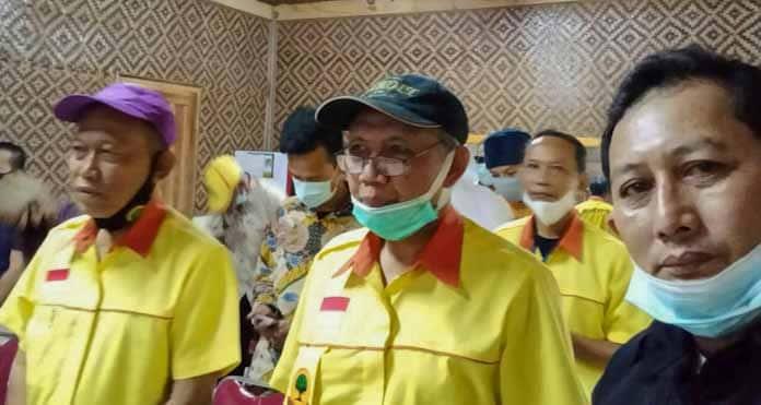 Memantapkan Kepengurusan, DPW Partai Berkarya Rapat Pleno