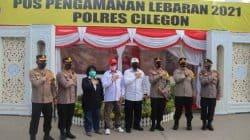 Layanan Larangan Mudik, Kompolnas Apresiasi Polda Banten Hingga Memuji Inisiatif Buku Pintar Sebagai Terobosan Kreatif