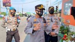 Hari Keenam Operasi Ketupat Maung 2021, 696 Kndaraan di Putar Balikkan oleh Polda Banten