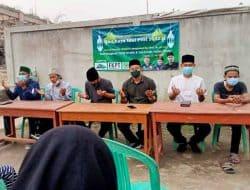 Berbagi Kebahagiaan Di Bulan Ramadhan, Forum Pemuda Tutul Gelar Baksos