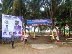 Pantai Karang Meja di Lebak Selatan, Suguhkan Pesona Alam Nan Sejuk dan Nyaman Cocok Untuk Lesehan Keluarga