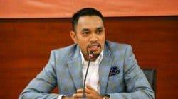 Wakil Ketua Komisi III Ahmad Sahroni