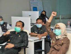 Rapat Paripurna III, Bupati Lebak Sampaikan Jawaban Terhadap Pemandangan Umum Fraksi Fraksi DPRD Lebak
