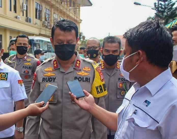 Kapolda Banten Irjen Rudy Heriyanto Adi Nugroho