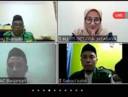 Halal Bihalal Virtual dan Soft Launching Muda Mengaji, Bupati Lebak Ajak Semua Berikan Doa Terbaik Untuk Muslim Palestina