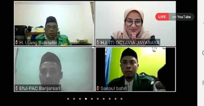 Halal Bihalal Virtual dan Soft Launching Muda Mengaji