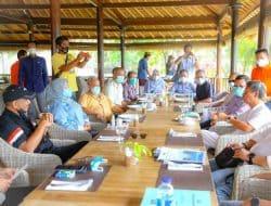 Temui Bupati Irna, Pimpinan BUMN Bahas Pembangunan Marina Bay di Pandeglang