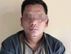 Polsek Cinangka Polres Cilegon Amankan Pelaku Penganiayaan