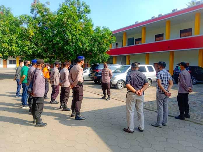Ciptakan Rasa Aman dan Nyaman Bagi Jemaat, Polres Serang Kota Lakukan Pengamanan Hari Raya Waisak 2565