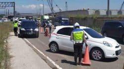 Sebanyak 5.022 kendaraan pemudik diputarbalikkan di Jawa Barat
