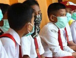 624 SD di Kabupaten Serang Sudah Mulai Belajar Tatap Muka