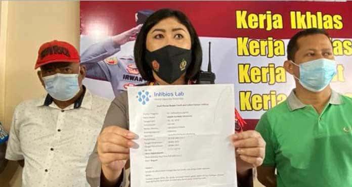 Pemudik Asal Banten Ini Ketahuan Bawa Hasil Swab PCR Palsu