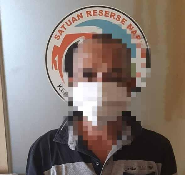 Satresnarkoba Polres Lebak Kembali Ungkap Kasus Narkoba Jenis Shabu, Seorang Pelaku Warga Cihara Diamankan