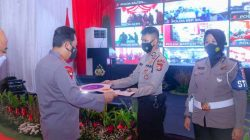 Di Banten, Kapolri Luncurkan 100.000 Rumah Anggota Polri