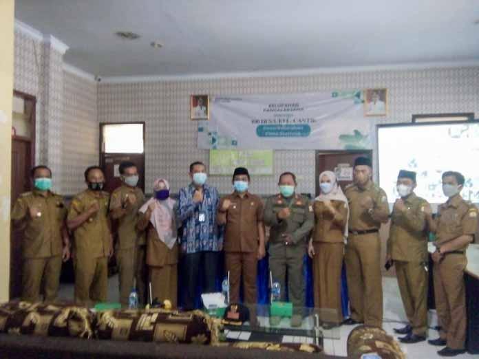 BPS Kota Serang Gelar Sosialisasi Program Desa Cantik