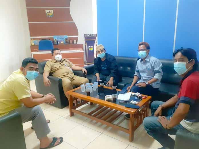 DPW MOI dan KNPI Banten, Jalin Sinergitas Perangi Berita Hoax di Banten