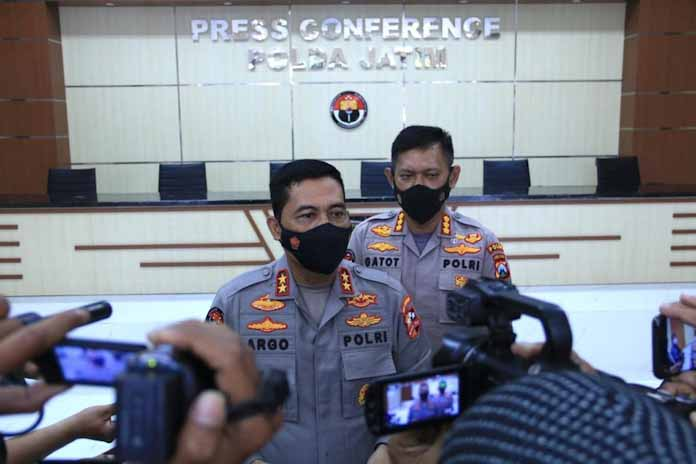 Kepala Divisi Humas Polri, Irjen Pol Argo Yuwono