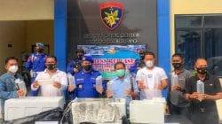 Penyelundupan 90 Ribu Bibit Lobster Berhasil Digagalkan, Ditpolairud Polda Banten Selamatkan Kekayaan Negara Sebesar 23 M