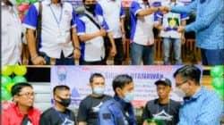 Ketua Harian MOI Pusat Berikan Penghargaan Pada MOI Banten dan MOI Lebak