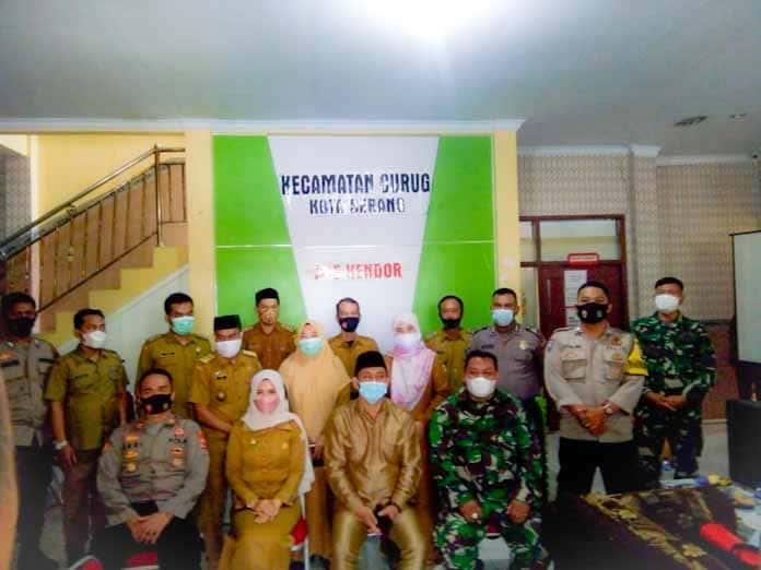 Rapat Koordinasi PPKM Skala Mikro Tingkat Kecamatan Curug Digelar