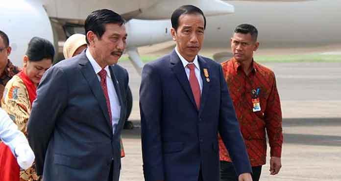 Jokowi Kayak Kerja Sendirian Saja, Maruf Amin Jarang Nongol, Pengamat: Mundur Saja!