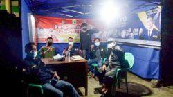 Siap Siaga dan Sinergitas, Karang Taruna dan PMI Kecamatan Curug Jalankan PPKM Darurat