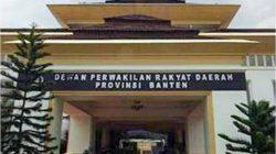 Pengadaan Kendaraan Dinas Pimpinan DPRD Banten Dibatalkan