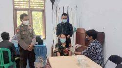 Desa Cimangenteung Adakan Vaksinasi Massal Pada Warganya