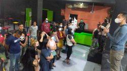 Nekat Buka Ditengah PPKM Darurat, Dua Tempat Hiburan Malam di Kota Serang Di Razia Petugas