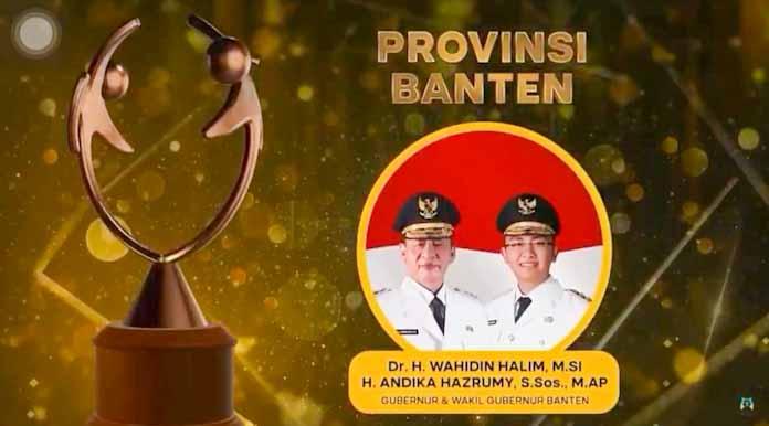 Banten Jadi Pelopor Provinsi Layak Anak, Berikut Hasil Lengkap Perolehan Penghargaan Kota Layak Anak Tingkat Nasional