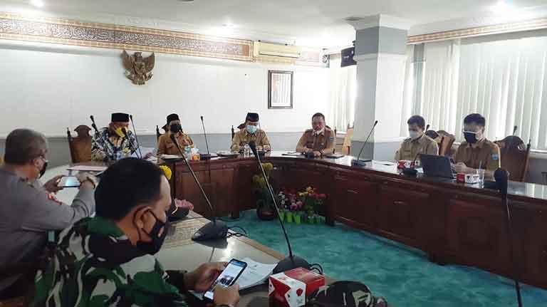 Pilkades Serentak 2021 di Kabupaten Pandeglang Kembali Diundur