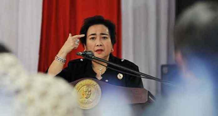 Rachmawati Soekarnoputri, Wakil Ketua Dewan Pembina Partai Gerindra