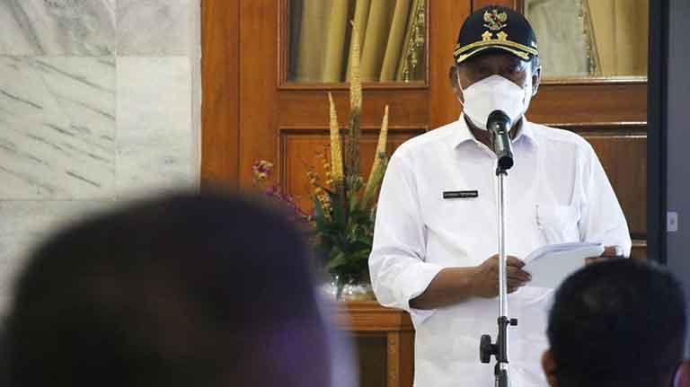 Selama PPKM Darurat, Seluruh PJU di Kabupaten Serang Dipadamkan