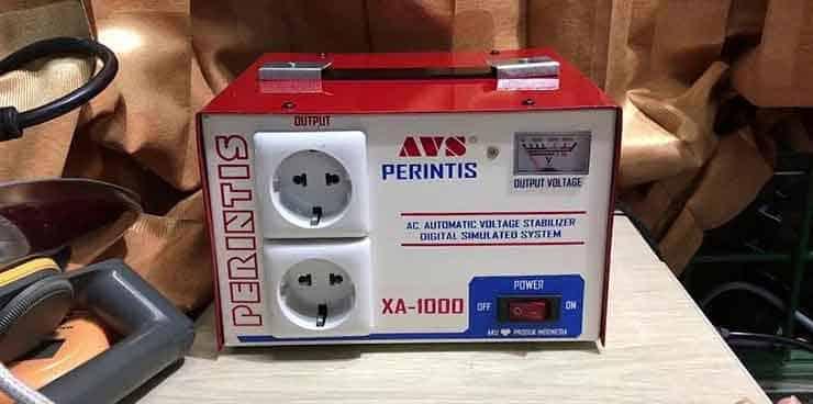 AVS Perintis XA-1000W
